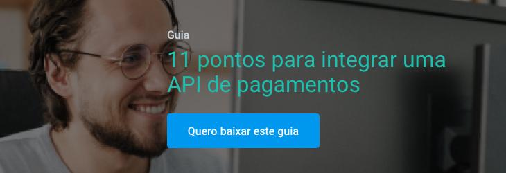Banner 11 pontos para integrar uma API de pagamentos